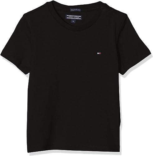 Tommy Hilfiger Basic CN Knit S/S T-Shirt Garçon