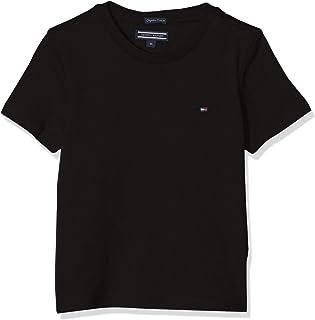 T Camiseta Básica de Manga Corta para Niños