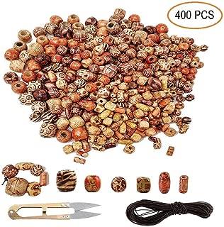 wooden beads kit