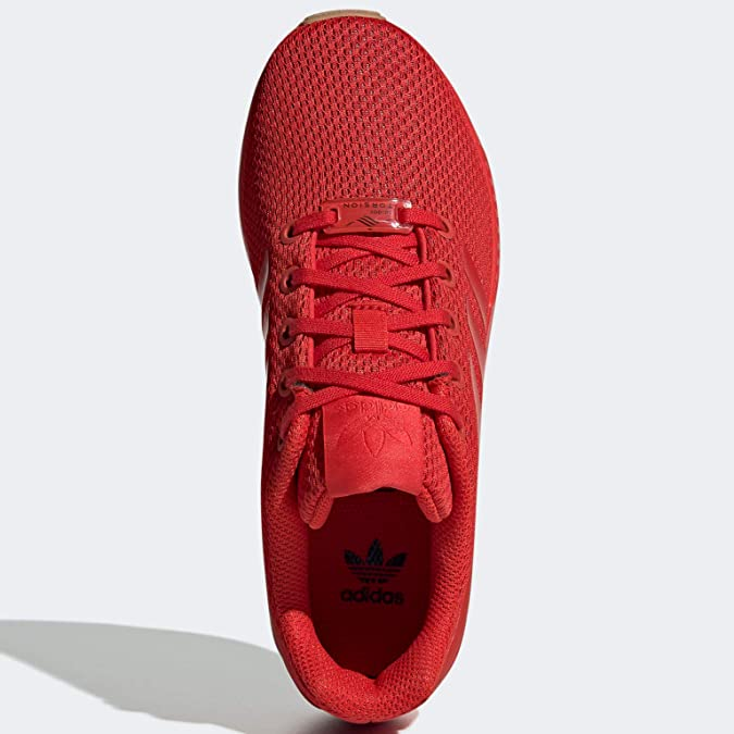 adidas Kids Boys Zx Flux J Sneakers Shoes - Red