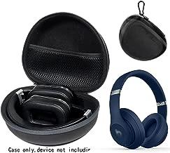 Alltravel Headphone Case for Sennheiser HD 4.50 SE, 4.30 G, 4.40, PX550, Sony H.Ear On, MDR7506, MDR1000X, MDR100ABN, MDR100AAP, WH1000XM2, H900N; Skullcandy Crusher, Hesh 3, Sentey LS-4420, LS-4422