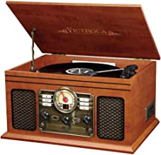 Best rca console radio record player Reviews