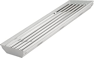 Sun & Stars Lighting HB-6/T5ADV HO Bay Fluorescent Lighting Fixture High Output T5HO, 120-277V (6 Lamp-T5)