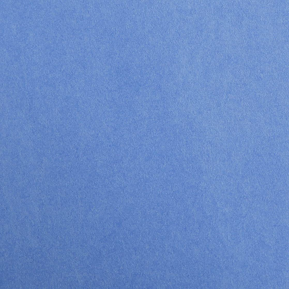 Clairefontaine Maya Coloured Smooth Drawing Paper, 120 g, 50 x 70 cm - Royal Blue, Pack of 25 Sheets rewaydit23319