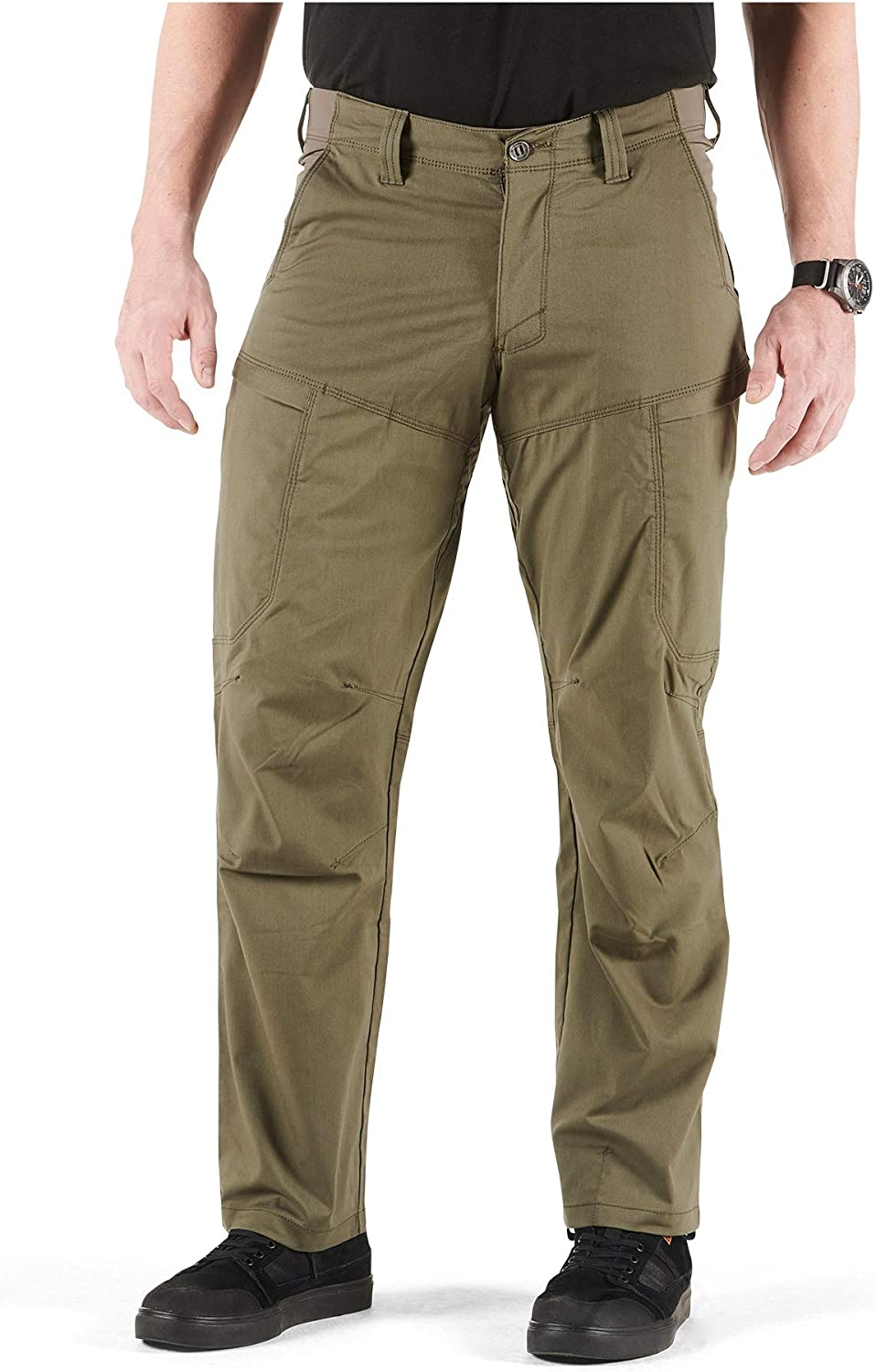5.11 Sales results No. 1 Tactical Men's Apex Cargo Stretch Easy-to-use Fabr Flex-Tac Pants Work