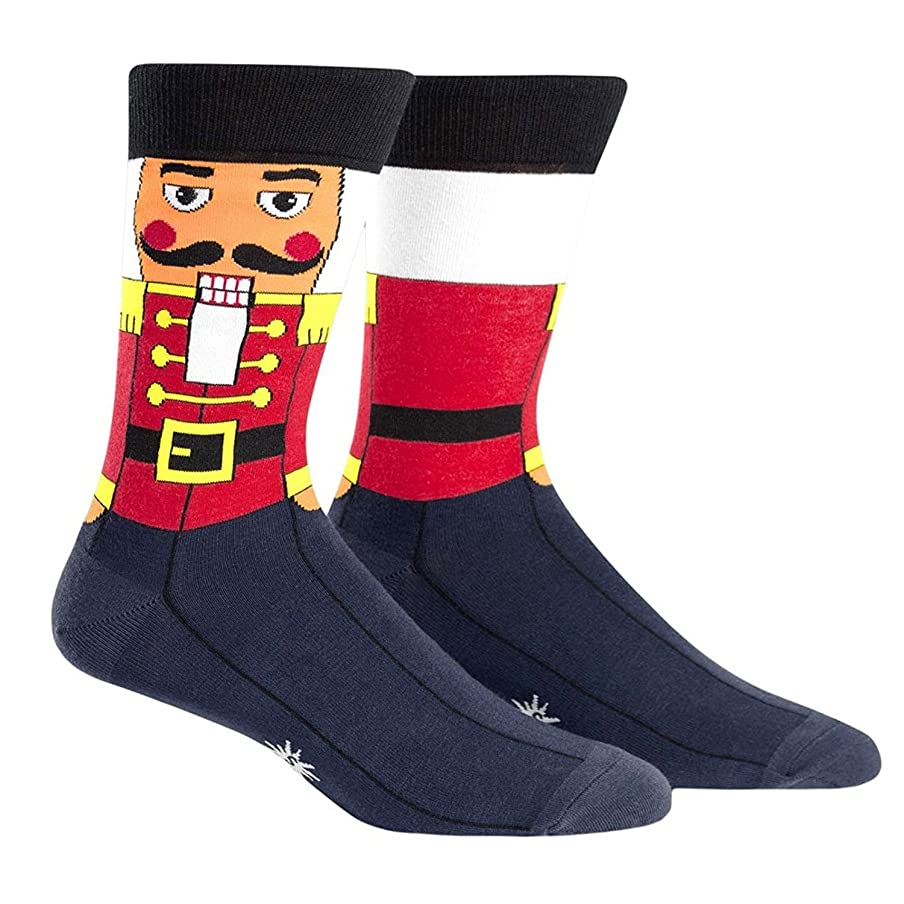 Sock It to Me, Mens Crew, Holiday