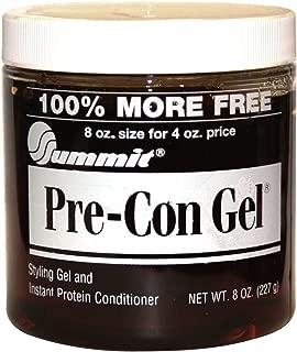 Summit Pre-Con Styling Gel - Regular Bonus 8 oz.