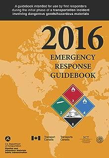 Emergency Response Guidebook ( Packaging may vary )