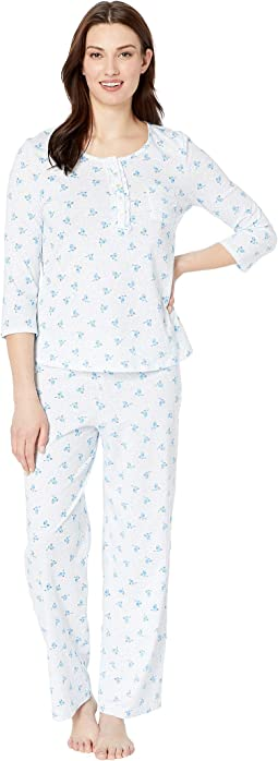 Long Sleeve Pajama Set