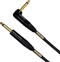 Mogami Gold INSTRUMENT-03R Guitar Instrument Cable, 1/4