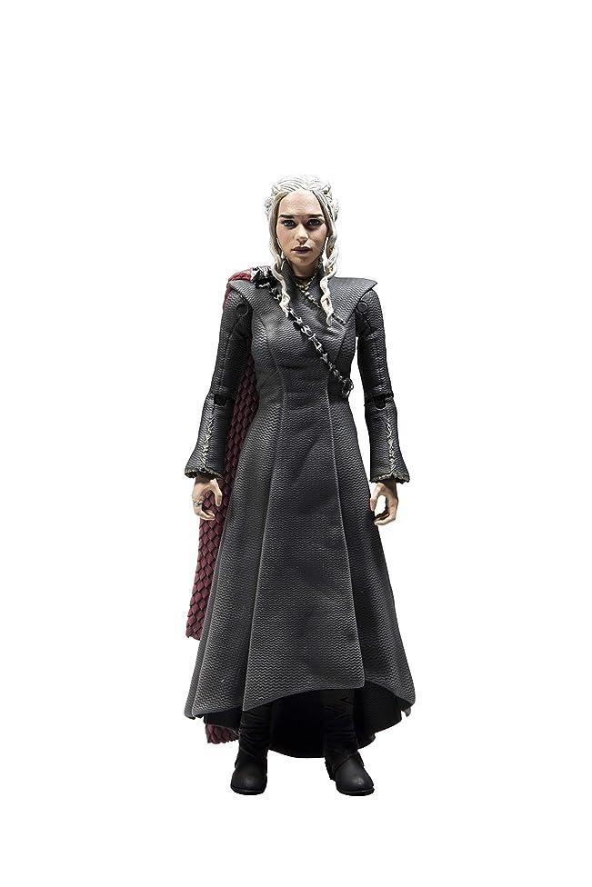 McFarlane Toys Game of Thrones Daenerys Targaryen Action Figure, Multicolor