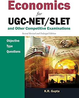 Economics: For UGC-NET/SLET and Other Competitive Examinations