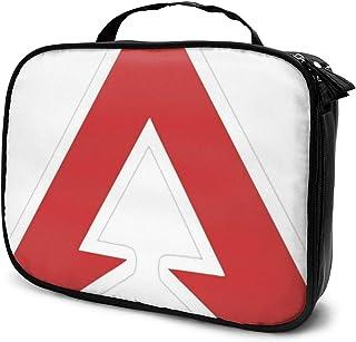 Apex-Legends 15 化粧品収納メイクポーチ トラベルポーチ 化粧ポーチ ーバッグ バスルームポーチ 小物 多機能 収納 バッグインバッグ 大容量 出張 旅行グッズ