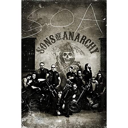 Sons of Anarchy Jackson TV Cool Wall Decor Art Print Poster 36x24 Free Shipping