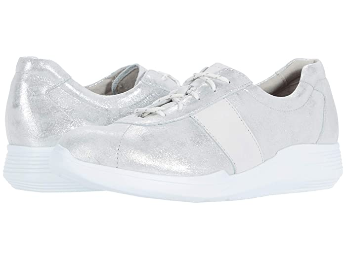 Munro Leslie (Silver/White Outsole) Women's Shoes