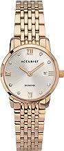 [女性用腕時計]Accurist Women's Analogue Japanese Quartz Watch with Stainless Steel Strap 8354[並行輸入品]