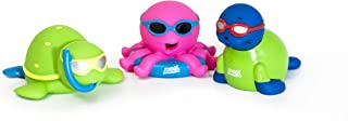 Zoggs Kid's Little Squirts Toys (Pack of 3) - Multi-Colour