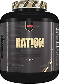 Redcon1 - Ration - Hydrolysate Whey Protein Supplement - Smaller Protein Powder Particle for Better & Faster Absorption (C...