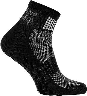 Hombre Mujer Deporte Calcetines Antideslizantes ABS de Algodón
