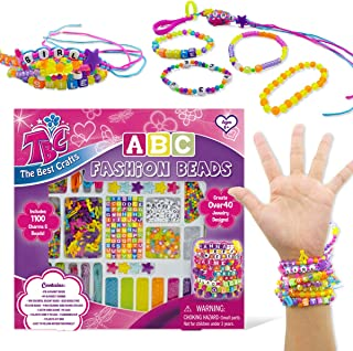 Best beads for bracelets for kids Reviews