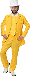 Fun Costumes Men's Always Sunny Dayman Yellow Suit Costume