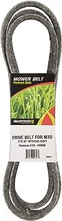 "Maxpower 336351B Deck Drive Belt for 42"" MTD/Cub Cadet/Troy-Bilt, Replaces OEM No. 754-04060, 754-04060B, 754-04060C, 954-04060, 954-04060B, 954-04060C"