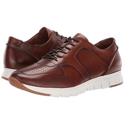Kenneth Cole New York Bailey Sneaker (Cognac) Men