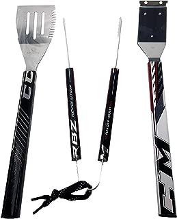 hockey stick bbq tools