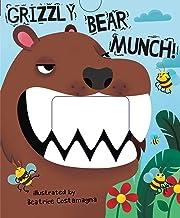 Grizzly Bear Munch! (Crunchy Board Books)