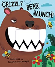 Grizzly Bear Munch! (Crunchy Board Books)