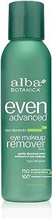 Alba Botanica Even Advanced Sea Elements Eye Makeup Remover, 4 oz.