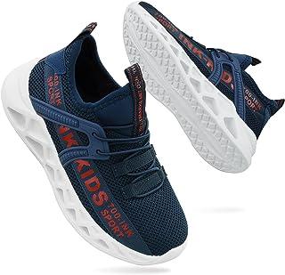 Zapatillas de Deporte para niños Zapatillas de Entrenamiento Ligeras para niños y niñas Zapatillas de Deporte Transpirables