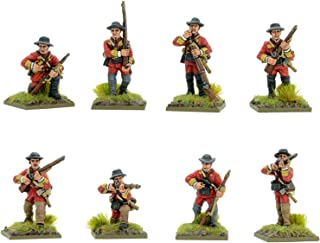 French Indian War: British Regulars On Campaign