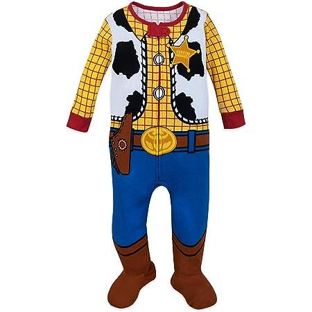 Babies Onesies Disney Buzz Lightyear Baby-Schlafanz/üge Jungen Toy Story Pyjama