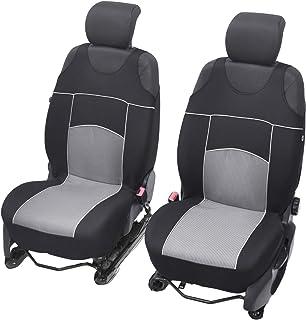 Graue Sitzbezüge für FORD CMAX C-MAX Autositzbezug VORNE