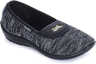 Gliders (from Liberty) Women's ELENA-30 Black Sneakers