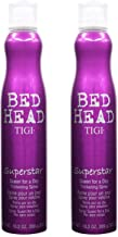 TIGI Bedhead Superstar Queen for a Day Thickening Spray, 10.2 oz, 2 pk
