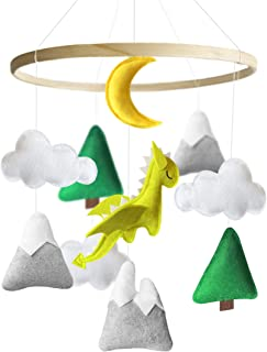 Best dragon crib mobile Reviews