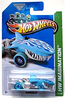 Hot Wheels Hw Imagination Sharkruiser Light Blue