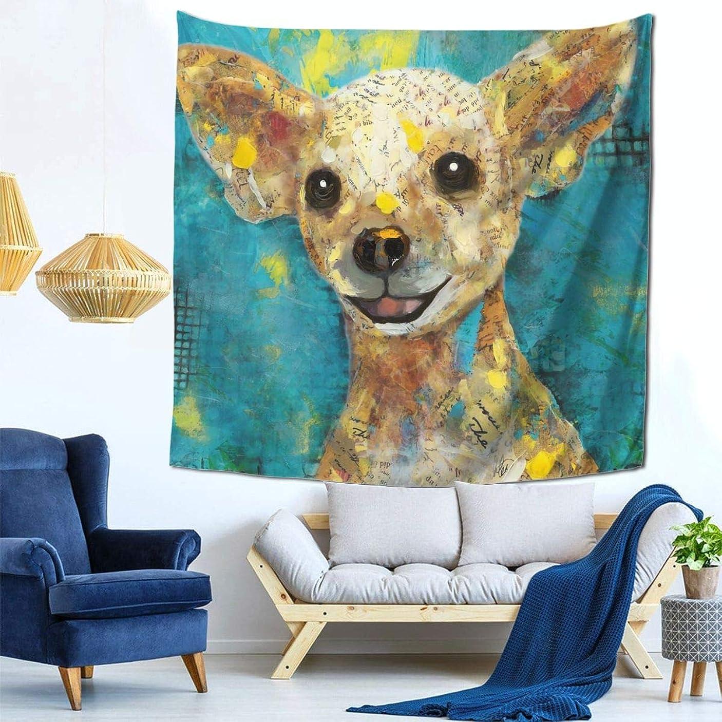 ギネス南極耕すタペストリー 絵画 犬 インテリア 多機能壁掛け 壁飾り おしゃれ 布製 ファブリック装飾用品 装飾アート 模様替え 部屋 窓カーテン 新居祝い 150x150cm