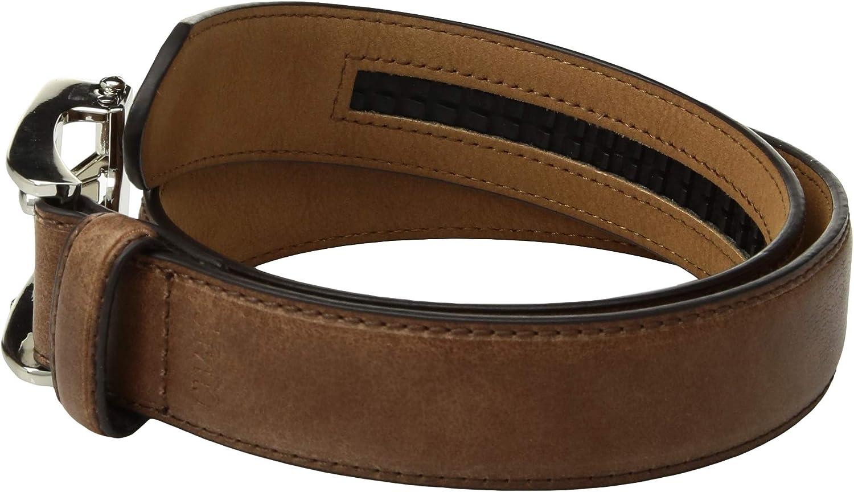 Tan//black Large Chaps Boys 1 Reversible Dress Casual Belt 30-32