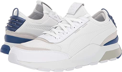 Puma White/Surf the Web