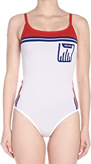 PRADA Luxury Fashion Womens 28057S1911TTYF0970 Multicolor Bodysuit | Season Permanent