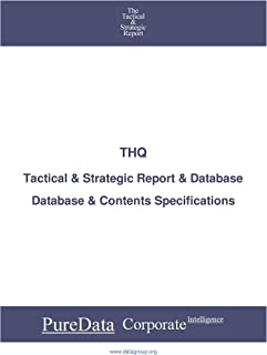 THQ: Tactical & Strategic Database Specifications - Nasdaq perspectives (Tactical & Strategic - United States Book 12278)