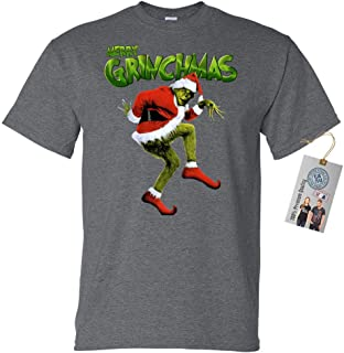 Merry Grinchmas Mens Short Sleeve