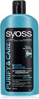 Syoss Shampoo For Oily Hair - 500 ml