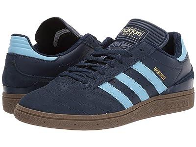 adidas Skateboarding Busenitz Pro (Collegiate Navy/Clear Blue/Gum 5) Men