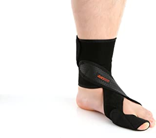 Aider Dropfoot Brace Type 2 for Stroke, Hemiplegia, Peroneal Nerve Injury, Spinal Cord Injury (Right Type2, Size up to US10)