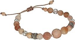 Chan Luu Sunstone Pull-Tie Bracelet