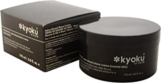 Kyoku For Men Sake Infused Shaving Cream For Normal Skin | Kyoku Men Shaving Products (6.0oz)